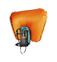 Mammut Ride Removable Airbag 3.0 - 30 L - zaino airbag, Turquoise