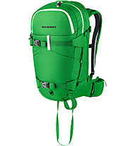 Mammut Ride removable Airbag / Set - Lawinenrucksack, Basil (Green)