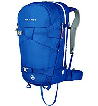 Mammut Ride Removebal Airbag 3.0 - 28 L - Lawinenrucksack, Blue