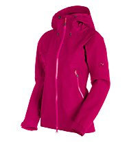 Mammut Ridge Hs - Giacca in GORE-TEX scialpinismo - donna, Pink