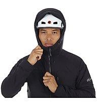 Mammut Rime In Flex - giacca con cappuccio - uomo, Black