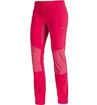 Mammut Runbold Light Pant Damen Wander- und Berghose lang, Pink