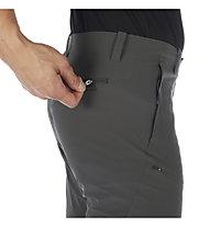 Mammut Runbold Zip Off - pantaloni 2-in-1- uomo, Black