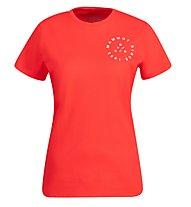 Mammut Seile Women - T-Shirt - Damen, Red