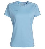 Mammut Sertig - T-Shirt - Damen, Light Blue