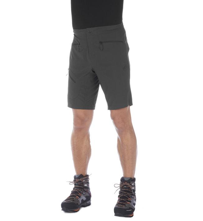 Mammut Sertig - pantaloni corti - uomo, Black
