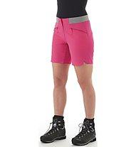 Mammut Sertig - pantaloni corti - donna, Pink