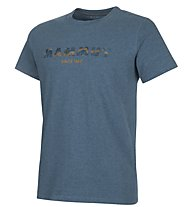 Mammut Sloper - T-shirt alpinismo - uomo, Blue