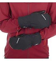 Mammut Stoney Mitten - Handschuh Skitouren - Damen, Black