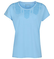 Mammut Trovat -T-Shirt Klettern - Damen, Light Blue