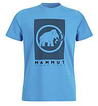 Mammut Trovat  - Herren-T-Shirt, Blue