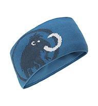 Mammut Tweak - fascia paraorecchie, Blue