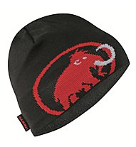Mammut Tweak Beanie, Black/Inferno