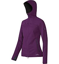 Mammut Ultimate Hoody Woman Damen Softshelljacke, Violet