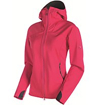 Mammut Ultimate - Giacca Softshell trekking - donna, Pink