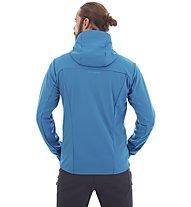 Mammut Ultimate V So - giacca softshell - uomo, Light Blue