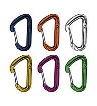Mammut Wall Light Sixpack - Karabinerset, Multicolor