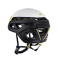 Mammut Wall Rider MIPS - Kletterhelm, White/Black/Yellow