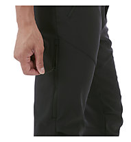 Mammut Winter Hiking - pantaloni trekking - uomo, Black