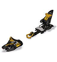 Marker Kingpin 10 Brake 100-125 mm - Skitouren/Freeridebindung, Black/Gold