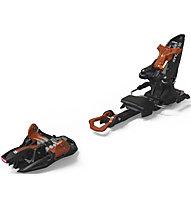 Marker Kingpin 10 Brake 100-125 mm - Skitouren/Freeridebindung, Black/Copper