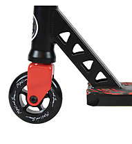 Maui and Sons Aggro Scooter-Roller, Black/Orange