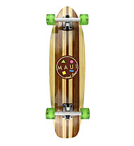 Maui and Sons Heritage Bambus Cruiser-Skateboard 32