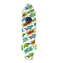 "Maui and Sons Skateboard Cruiser Kicktail Aggro 22"", Aggro"