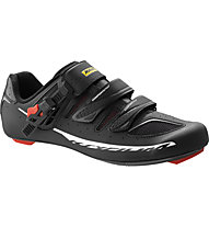 Mavic Ksyrium Elite II Rennradschuhe, Black