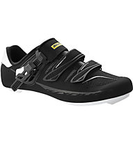 Mavic Ksyrium Elite II Woman Damen-Rennradschuh, Black