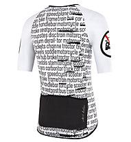 Mbwear Comfort - maglia bici - uomo , White/Black
