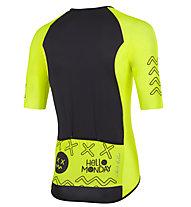 Mbwear Comfort - maglia bici - uomo , Yellow/Black