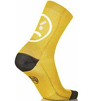 Mbwear Smile - Radsocken, Yellow
