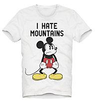 Mc2 Saint Barth Angry Mickey - T-shirt - Herren, White