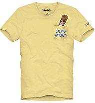 Mc2 Saint Barth Austin - T-shirt - uomo, Yellow