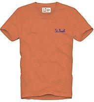Mc2 Saint Barth Dover Jr - T-shirt - bambino , Orange
