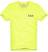 Mc2 Saint Barth Dover Jr - T-Shirt - Jungs , Yellow