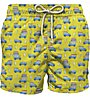 Mc2 Saint Barth Jean Lighting - Badehose - Jungs, Yellow