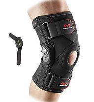 Mc David Ortesi al ginocchio con articolazioni policentriche - bende, Black