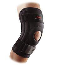 Mc David Supporto rotula ginocchio, Black