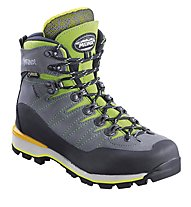 Meindl Air Revolution 4.1 - Scarponi alta quota alpinismo - donna, Grey/Green