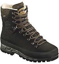 Meindl Island MFS Active Trekkingschuh, Black/Dark Brown