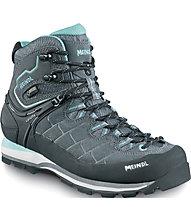 Meindl Litepeak Lady - scarpe da trekking GORE-TEX - donna, Dark Grey