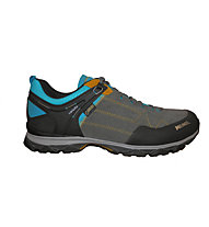 Meindl Salerno GTX - scarpe da trekking - uomo, Grey/Light Blue