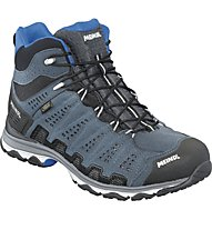 Meindl X-SO 70 Mid GORE-TEX, Anthracite/Blue