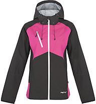 Meru 3L Jacke - Hardshelljacke mit Kapuze - Damen, Pink