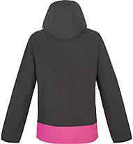 Meru 3L Martini - giacca hardshell con cappuccio - donna, Pink