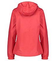 Meru Ahipara W 2 Layers - Hardshell Kapuzenjacke - Damen, Pink