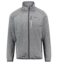 Meru Alimos - giacca in pile escursionismo - uomo, Grey