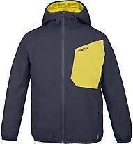 Meru Allanton - giacca con cappuccio trekking - bambino, Blue